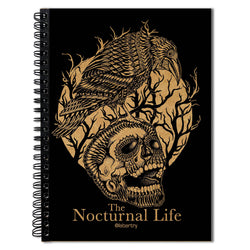 Nocturnal Life Notebook