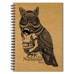 Nocturnal Soul Sketchbook
