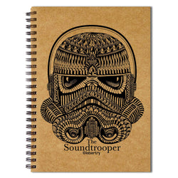 Soundtrooper Sketchbook