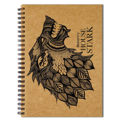 House Stark Sketchbook