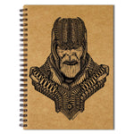 Almighty Thanos Sketchbook