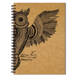 Wise Owl Sketchbook
