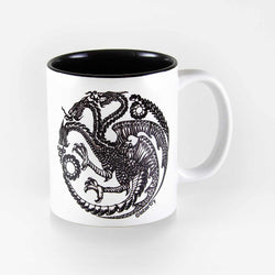 House Targaryen Coffee Mug