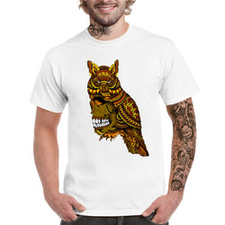 Coloured Nocturnal Soul T-shirt