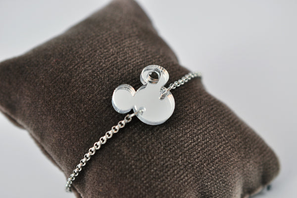 Bracelet BUTTON MICKEY / Narukvica BUTTON MICKEY