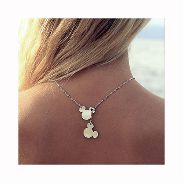 Steel necklace MICKEY / Čelična ogrlica MIKI