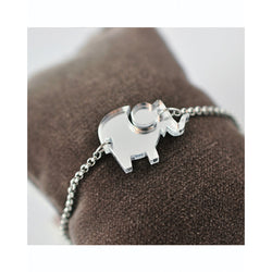 Bracelet BUTTON ELEPHANT / Bracelet BUTTON SLON
