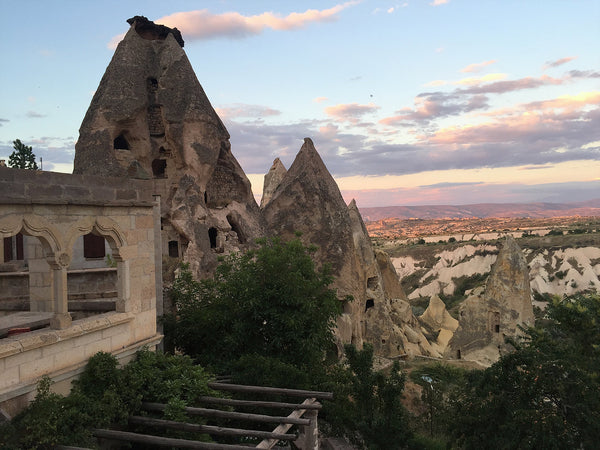 Cappadocia with kids - amazing!