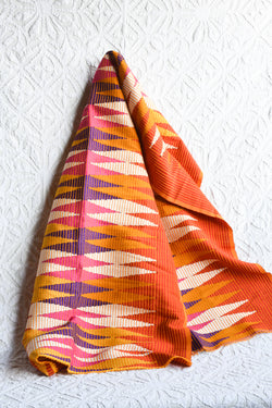 Nusa Penida Handwoven Throw