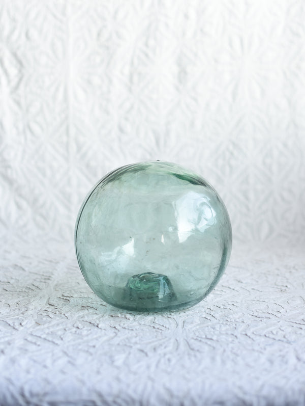 Glass Fishing Buoy Sphere