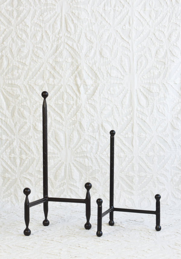 Iron Plate Stand