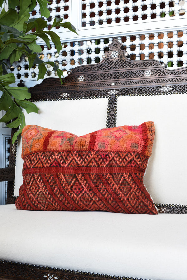 Kilim Square Pillow