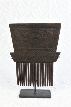Sulawesi Hair Comb