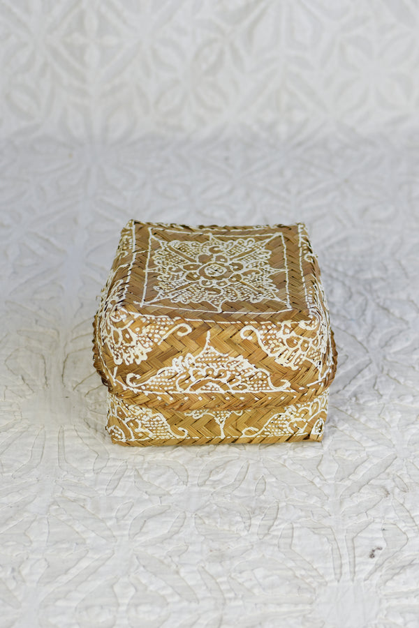 Balinese Offering Box