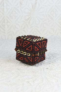 Sumaran Beaded Wedding Box