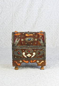 Moroccan Treasure Box