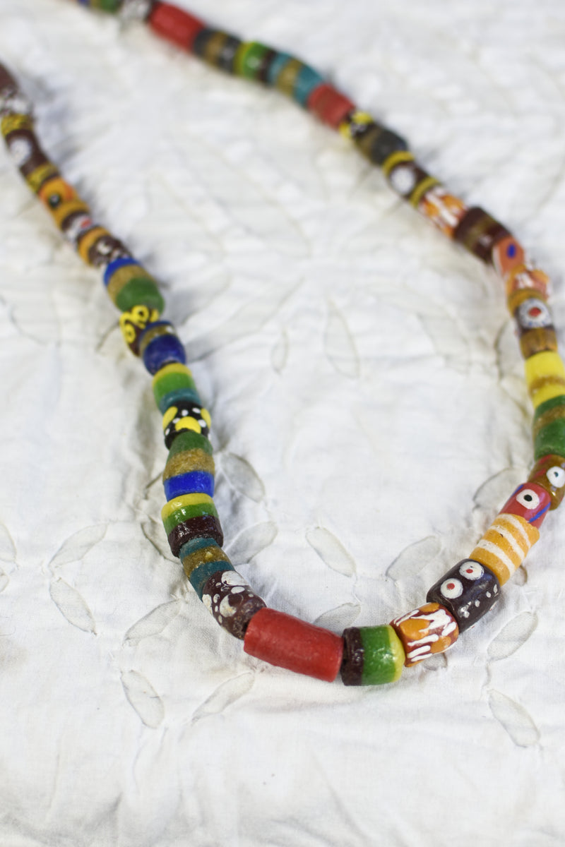 Colorful African Beads