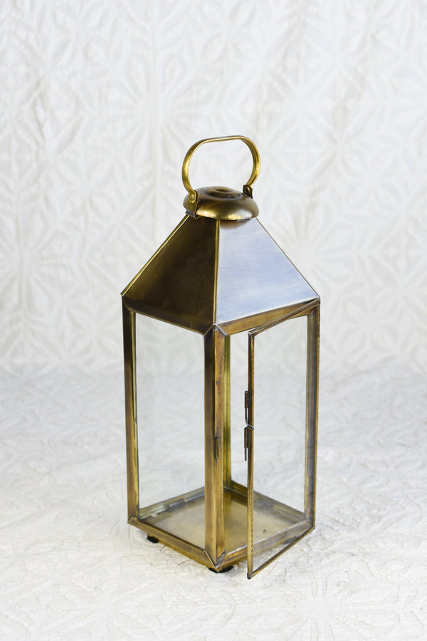 Gold Mechor Lantern - Small