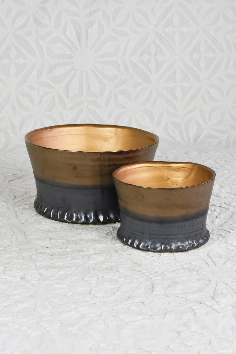 Tahlia Fluted Edge Pot