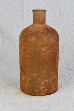 Rustic Honey Textured Bottle