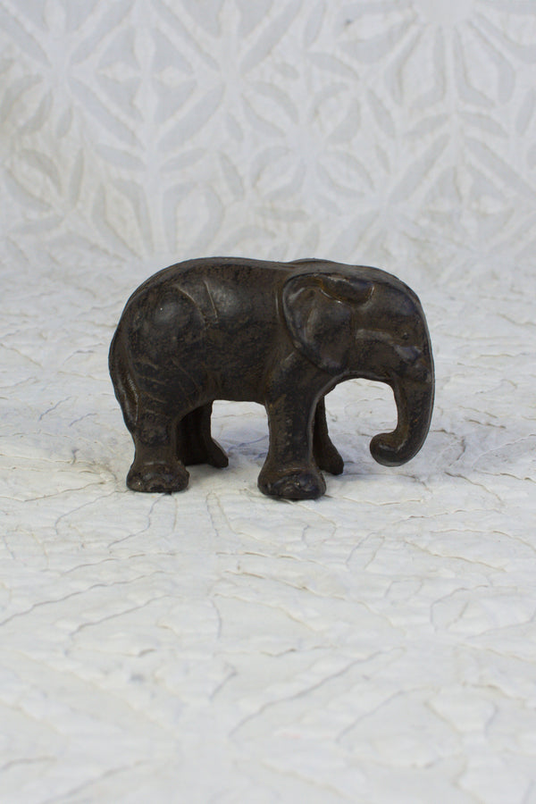Cast Iron Elephant