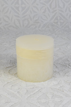 White Candle - 4 x 4
