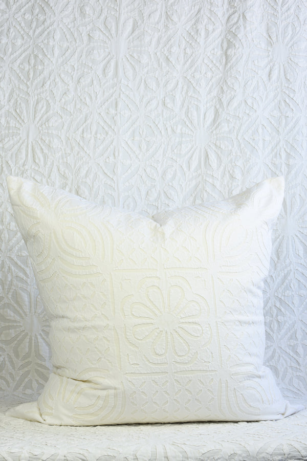 Appliqué Pillow