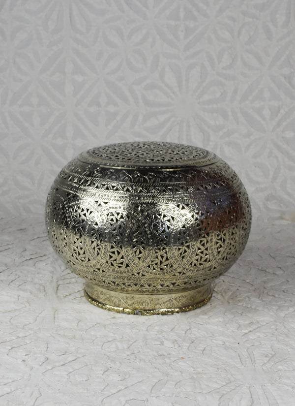 Mechor Bowl Shaped Lantern - Small