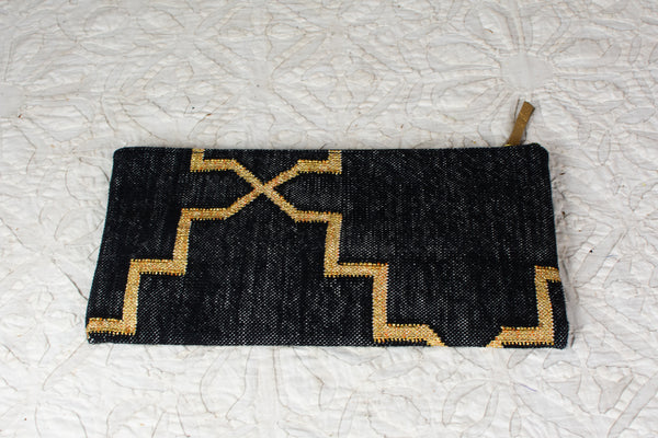 Dhurrie Clutch Purse