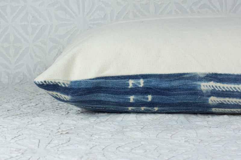 Mali Indigo Pillow