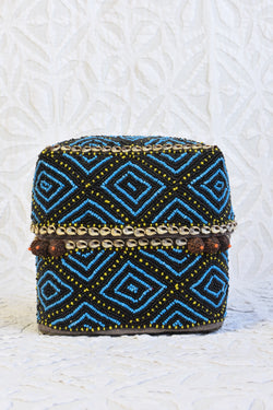 Sumatra Beaded Wedding Box