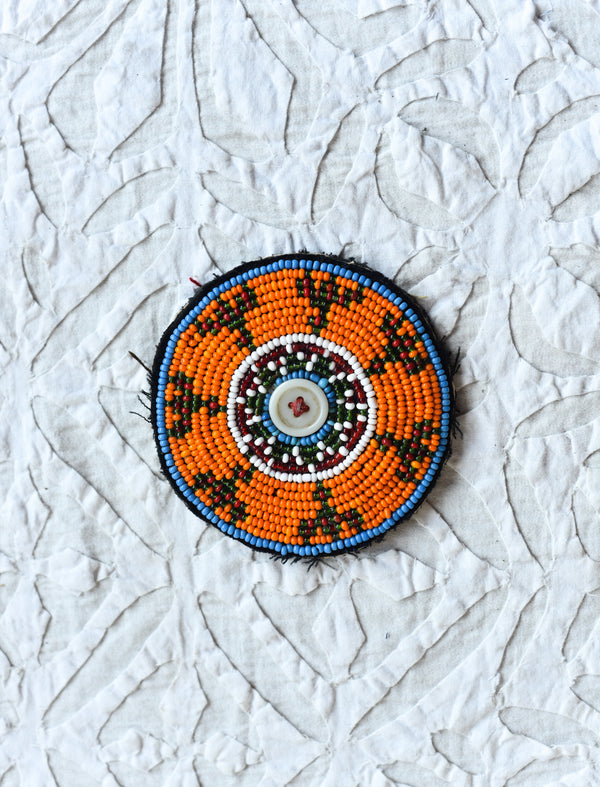 Beaded Kutch Tribal Patch