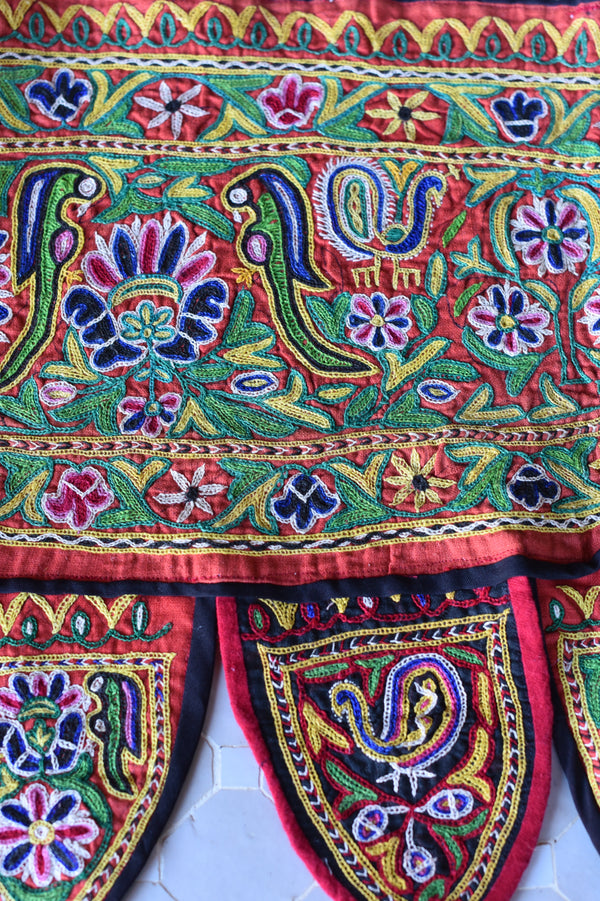 Hand Embroidered Rajasthani Toran