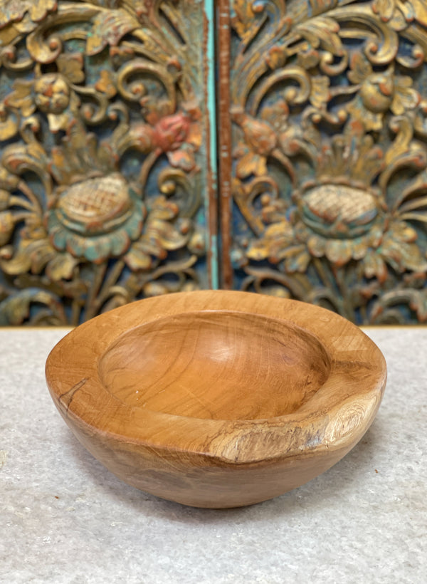 Indonesian Root Wood Bowl