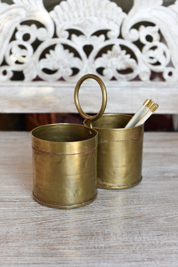 Thali Server Desk Organizer