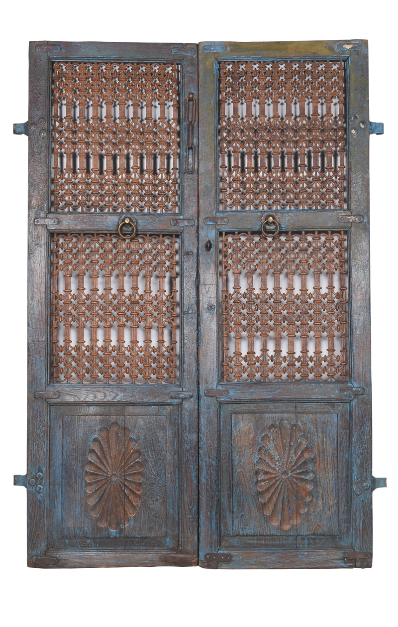 Antique Jali Gates