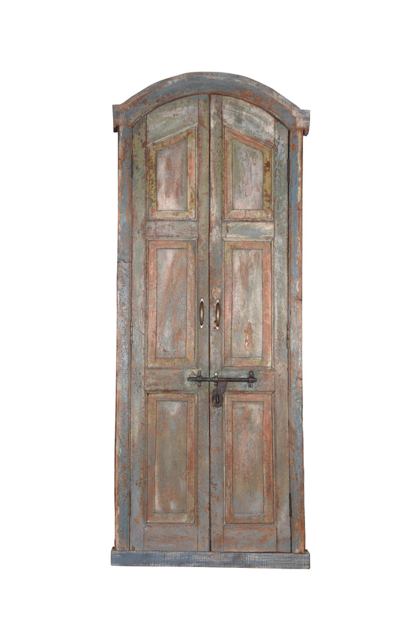 Arched Antique Teak Doors