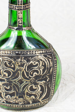 Embellished Moroccan Genie Bottle