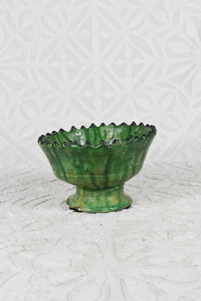 Tamegroute Zig Zag Bowl - Small