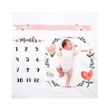 Blanket For Baby Growth Photography