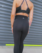 Maternity Leggings - Black