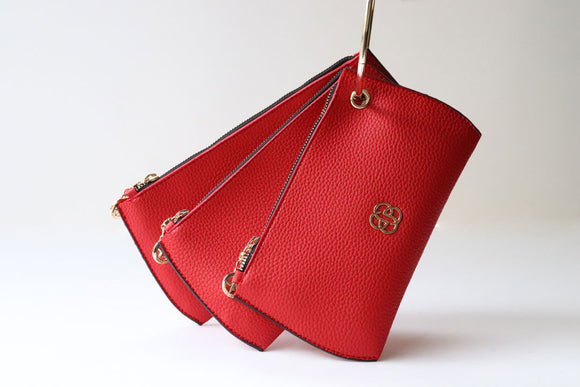 Stylish Ring Bag 3 Pieces - Tshopi.com