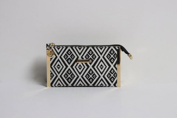 Double-Color Women Wallet Purse - Tshopi.com
