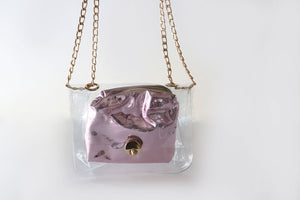 Transparent Cover Small Bag - Tshopi.com