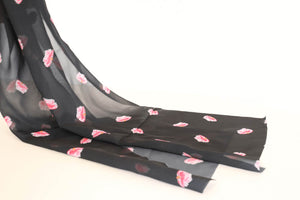 Flower Long Scarf - Tshopi.com