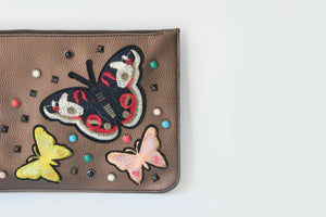 Butterfly Handheld & Shoulder Bag - Tshopi.com