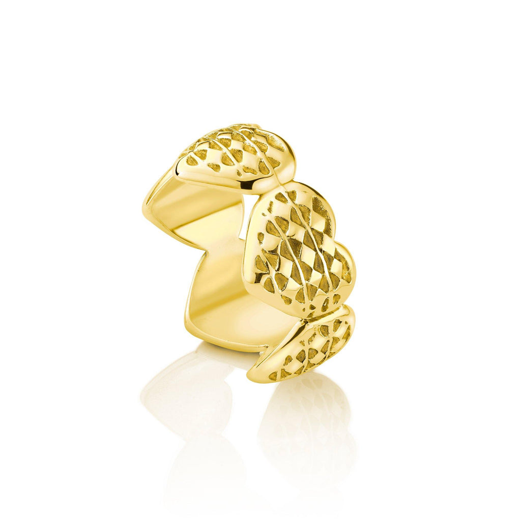 Heart of Africa 2021 Ring in 18ct Gold