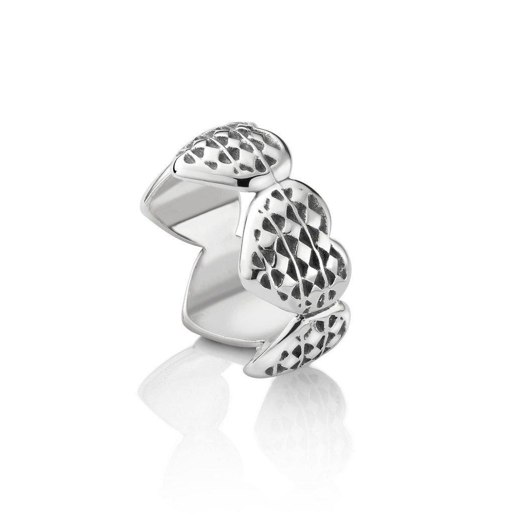 Heart of Africa 2021 Ring in Sterling Silver