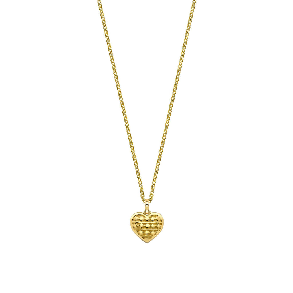 Heart of Africa 2021 Small Pendant in 18ct Gold