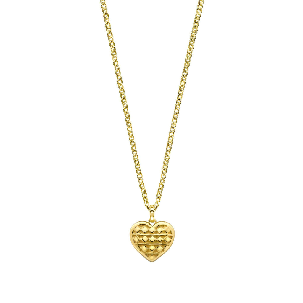 Heart of Africa 2021 Large Pendant in 18ct Gold